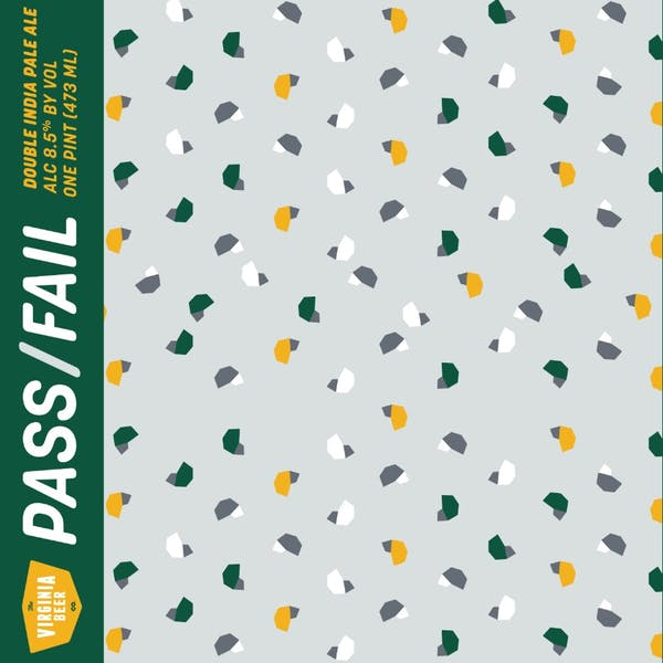 Pass/Fail Double India Pale Ale