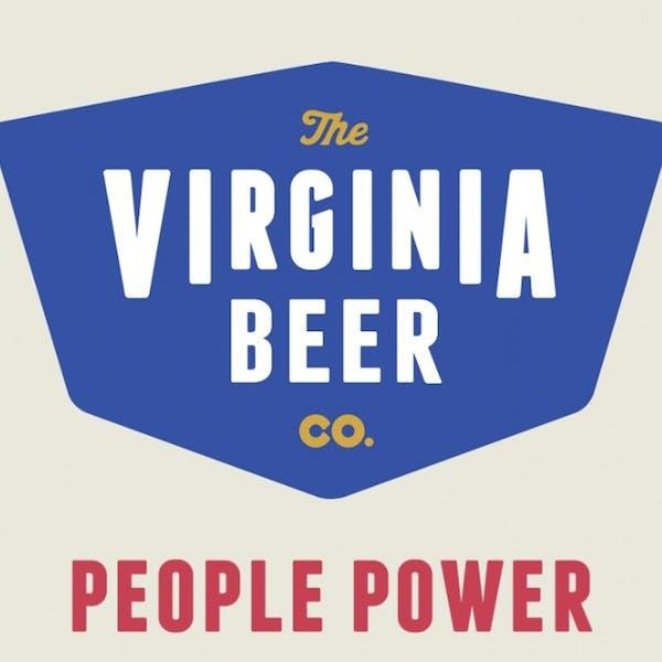 People Power beer artwork