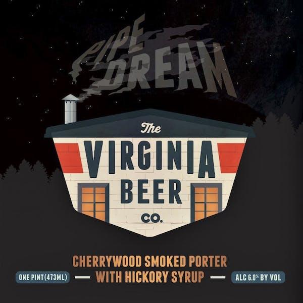 Pipe Dream beer artwork
