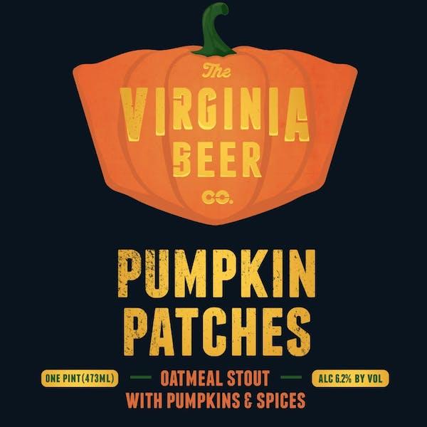 Pumpkin Patches Label