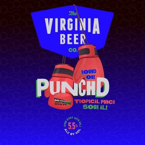 PunchD Label
