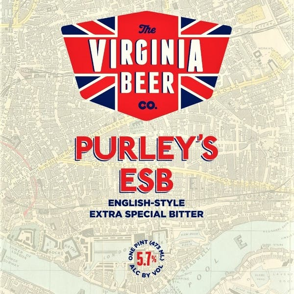 Purley's ESB Can Label