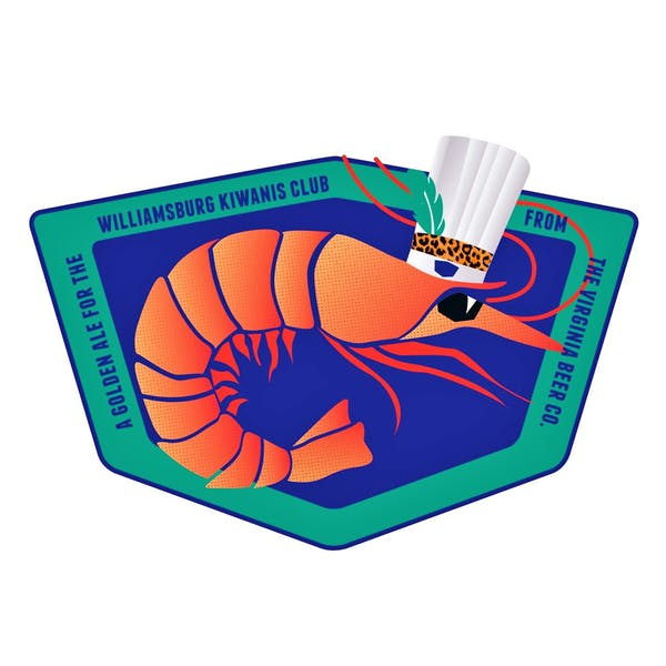 Virginia Beer Co. to Release Shrimpin' Ain't Easy to Support the Kiwanis Club of Williamsburg