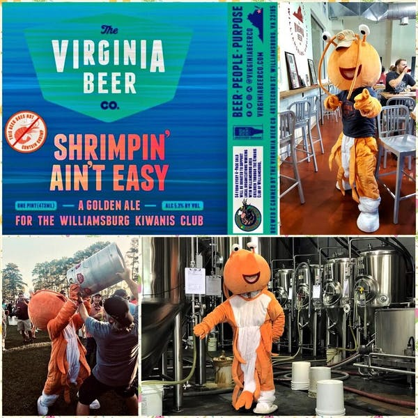 Image or graphic for Shrimpin' Ain't Easy