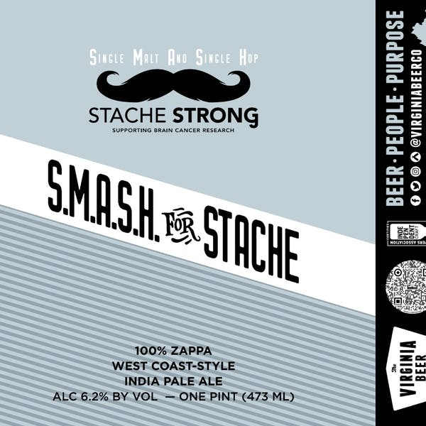 SMASH For Stache IPA