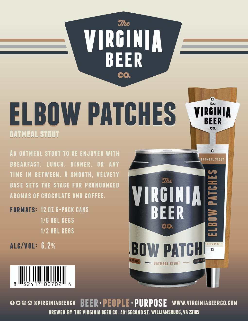 VBC Elbow Patches Sell Sheet