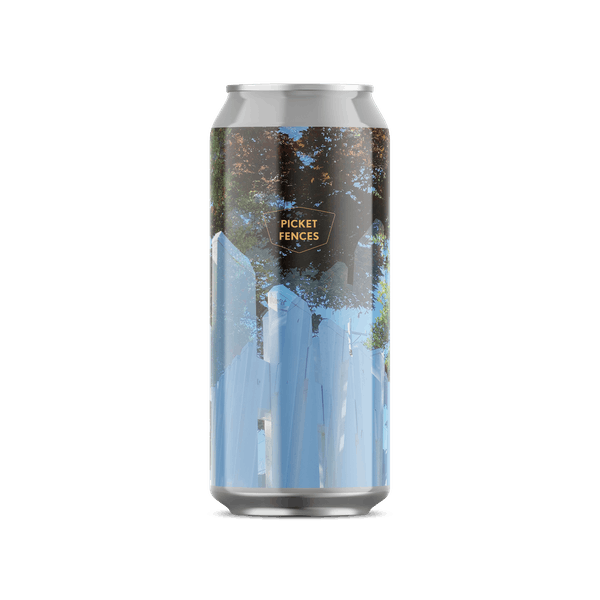 Picket Fences White IPA Can