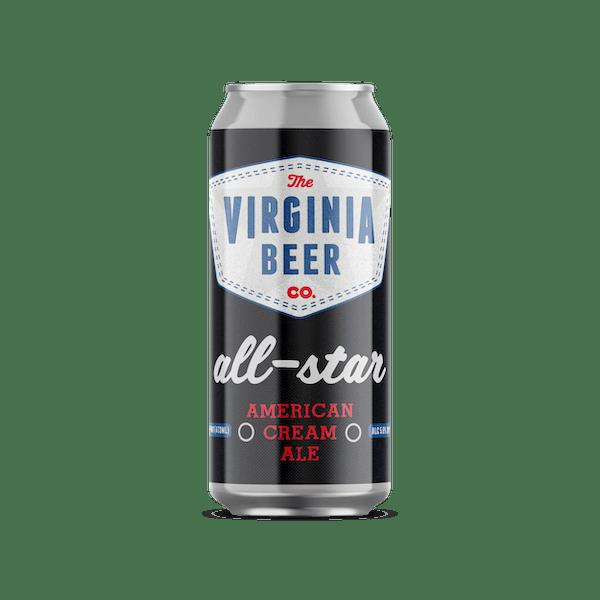 Alll-Star Cream Ale Can