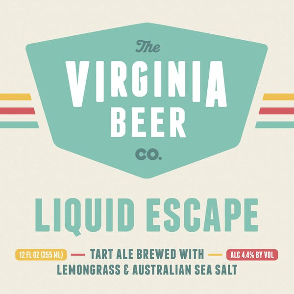 Liquid Escape beer artwork