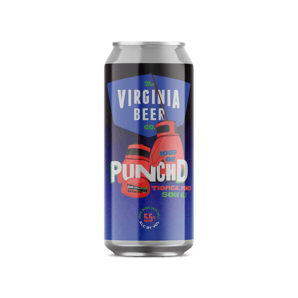 CAN RELEASE || PunchD Tropical Sour Ale