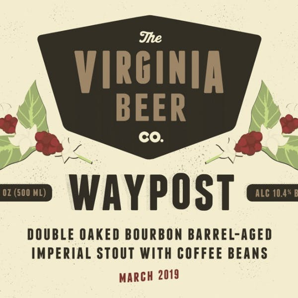 Image or graphic for Waypost: Double Oaked Coffee