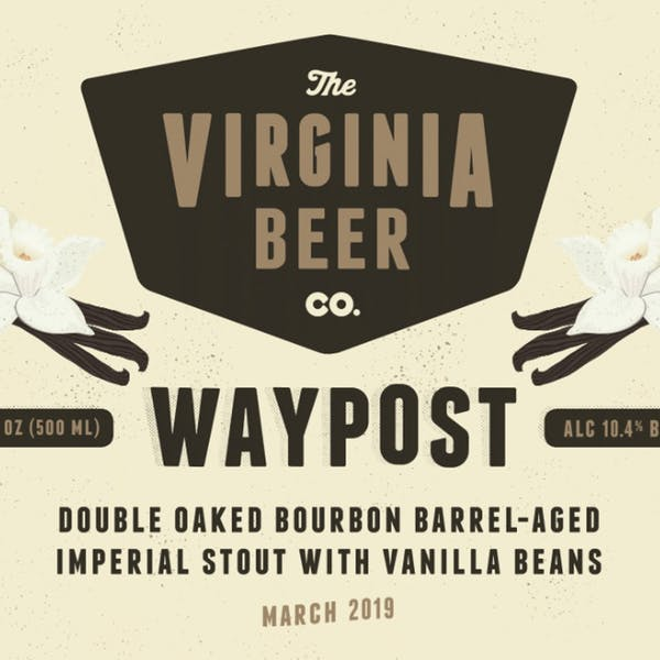 Image or graphic for Waypost: Double Oaked Vanilla