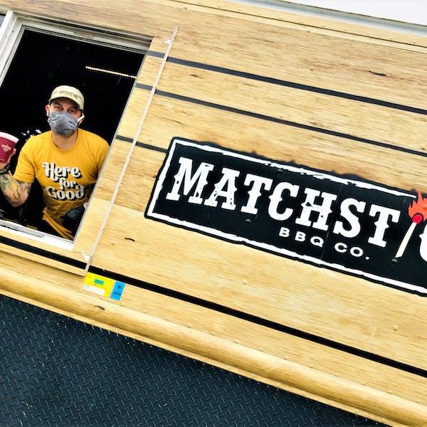 Matchsticks BBQ Logo