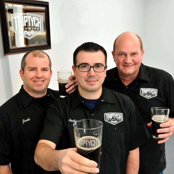 The News Gazette | Triptych Brewing passes fundraising hurdle