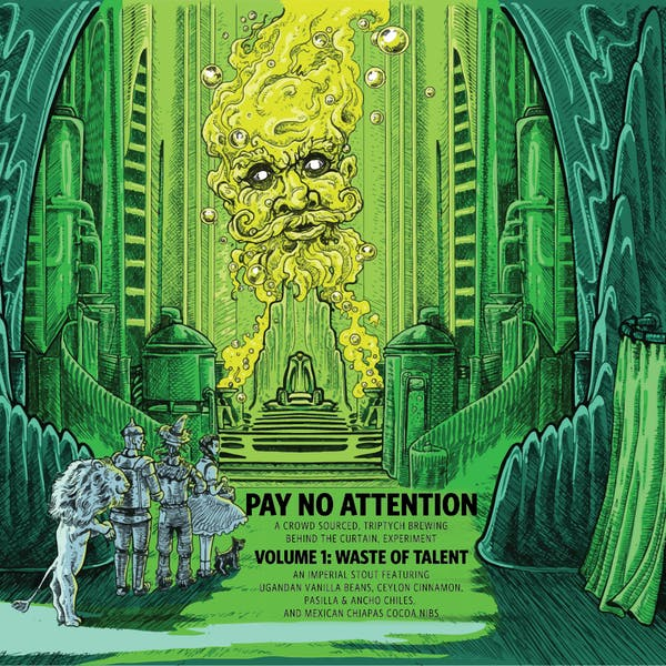 Image or graphic for Pay No Attention Vol. 1: Waste of Talent