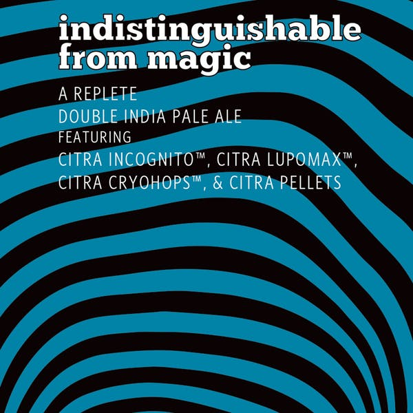 Image or graphic for Indistinguishable From Magic