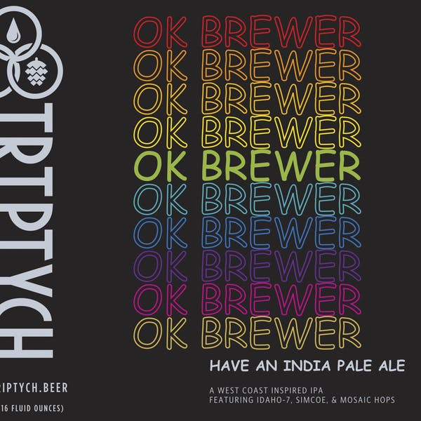 Image or graphic for OK, BREWER