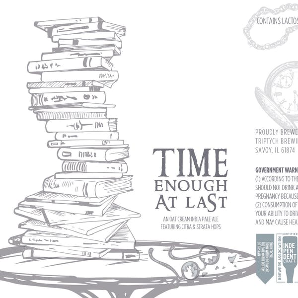 Image or graphic for Time Enough At Last