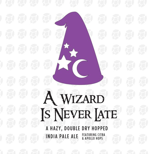 Image or graphic for A Wizard Is Never Late