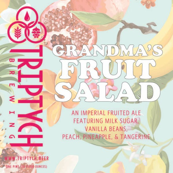 Image or graphic for Grandma's Fruit Salad
