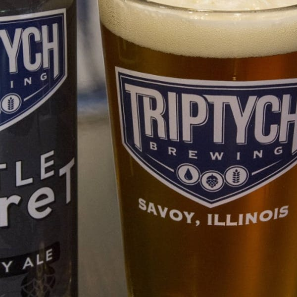 Smile Politely | Triptych's Little Secret awarded gold medal at 2016 World Beer Cup