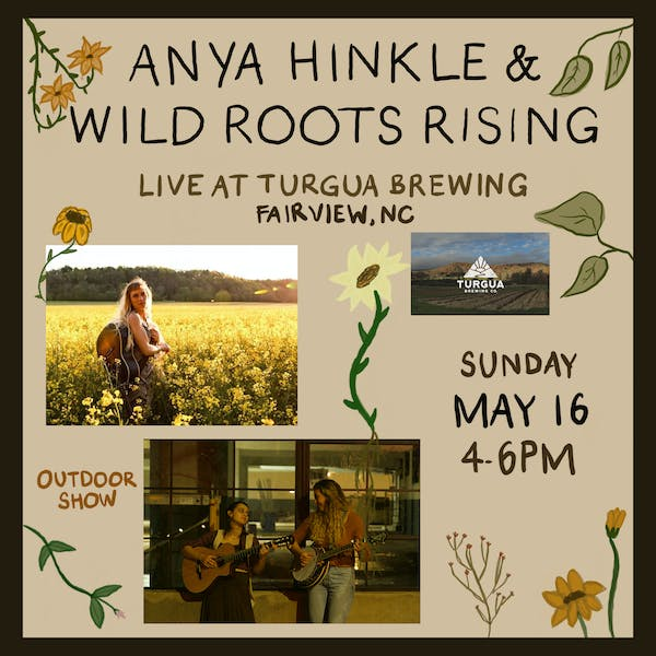 Anya Hinkle featuring Wild Roots Rising