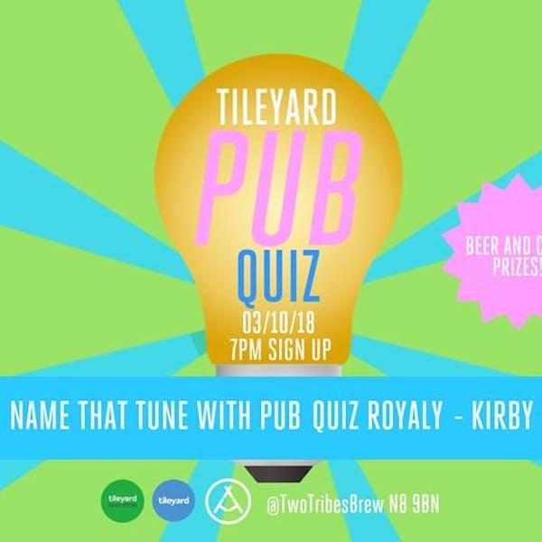Tileyard Pub Quiz
