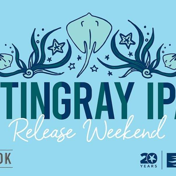 Stingray IPA Release Weekend