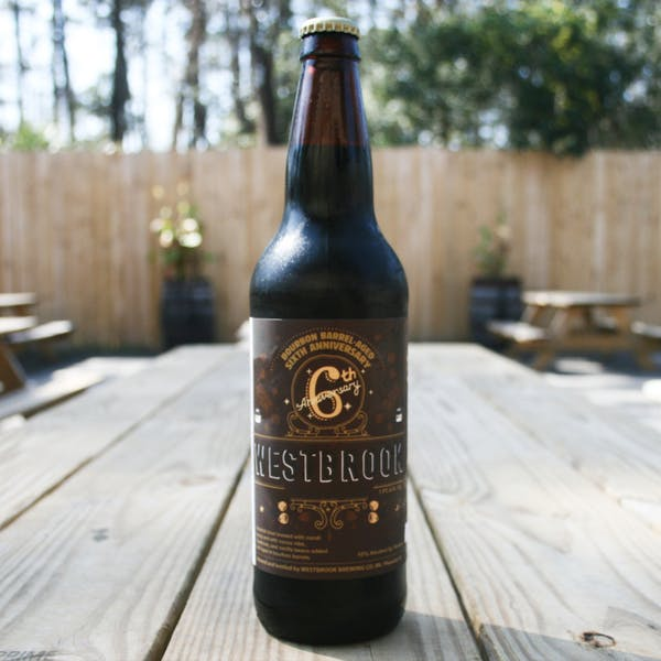 Bourbon Barrel-Aged 6th Anniversary Chocolate Hazelnut Stout (2017)
