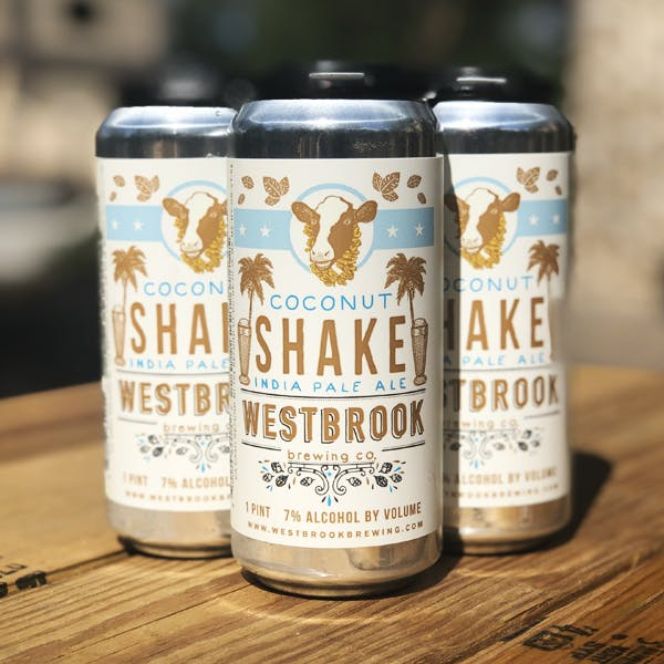 Image or graphic for Coconut Shake IPA