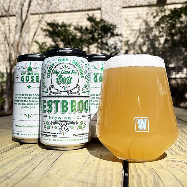 Image or graphic for Key Lime Pie Gose