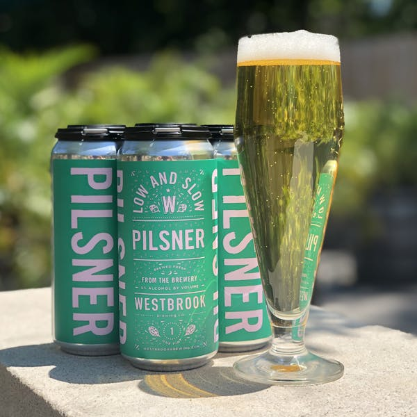 Image or graphic for Low & Slow Pilsner