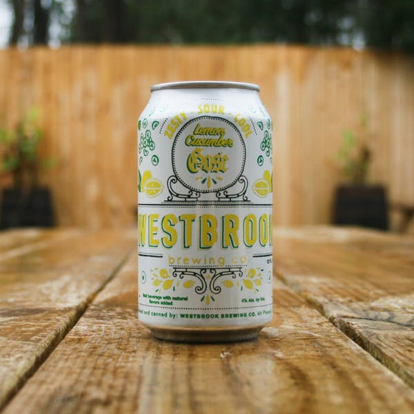 Image or graphic for Lemon Cucumber Gose