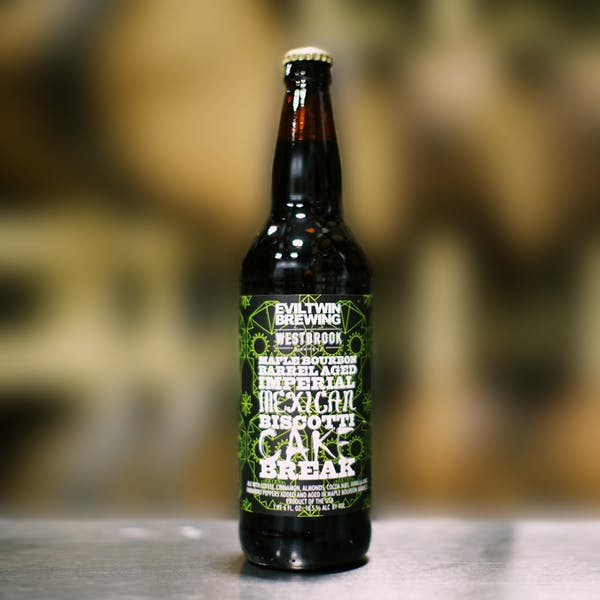 Image or graphic for Maple Bourbon Barrel Aged Imperial Mexican Biscotti Cake Break