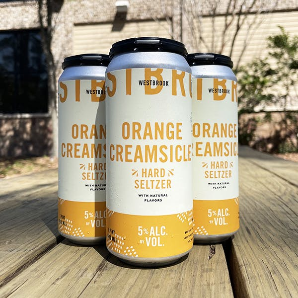 Image or graphic for Orange Creamsicle Hard Seltzer