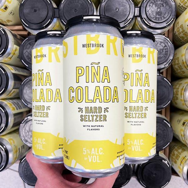 Image or graphic for Piña Colada Hard Seltzer
