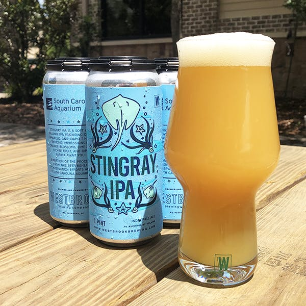 Image or graphic for Stingray IPA