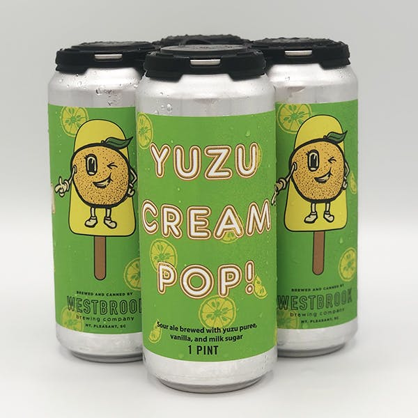 Image or graphic for Yuzu Cream Pop!