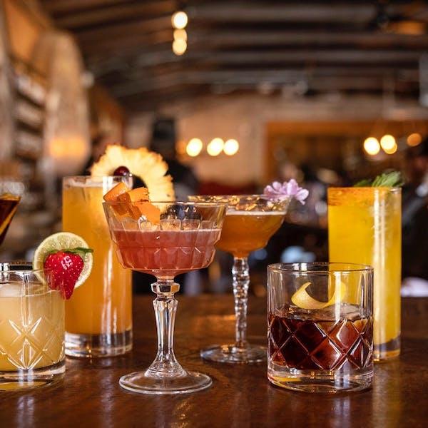 Funkatorium Cocktails!