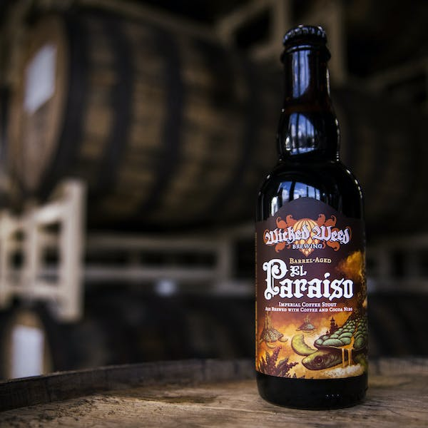 Image or graphic for Barrel-Aged El Paraiso