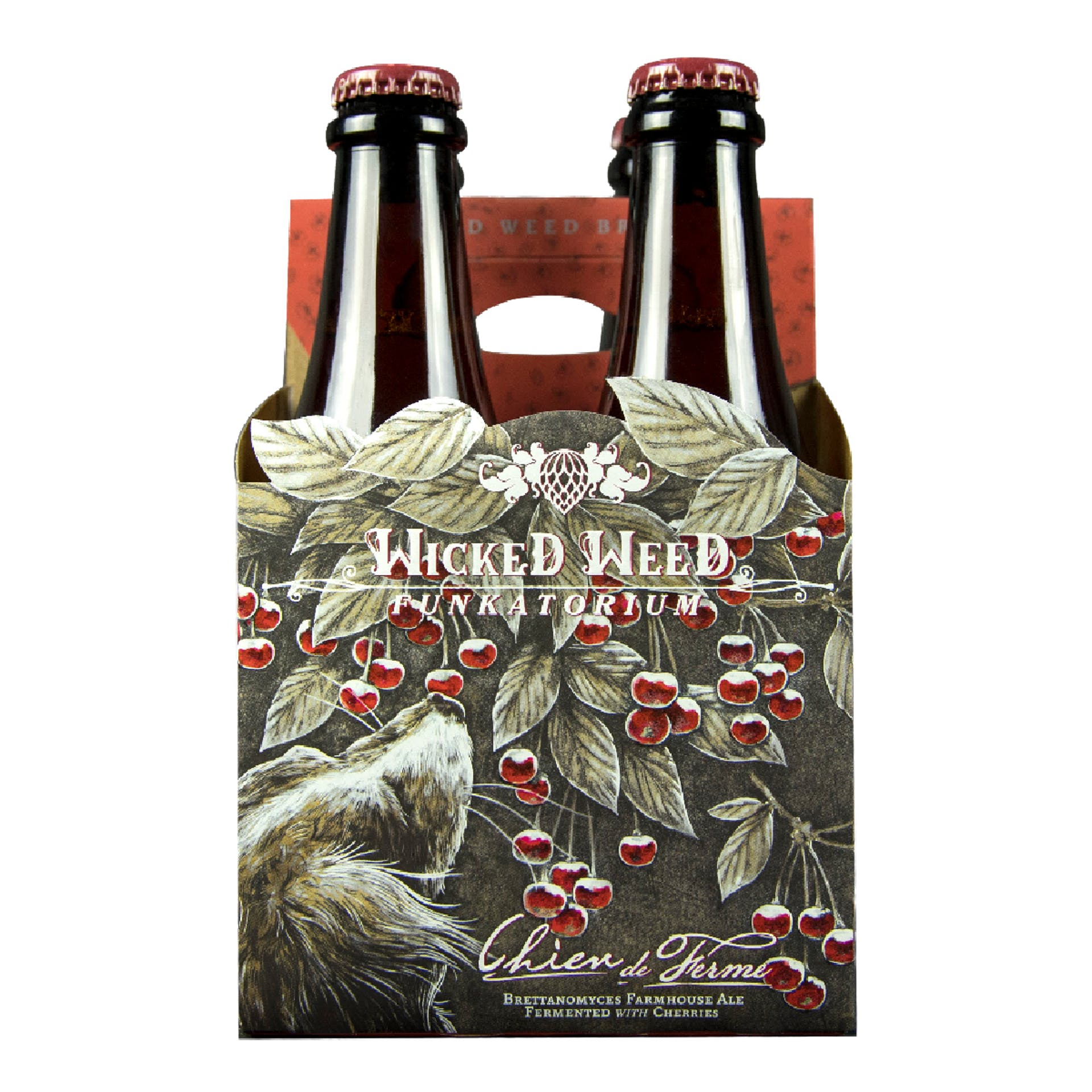 Ferme De Chien Wicked Weed Brewing