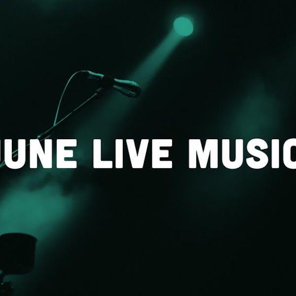 June Music Schedule