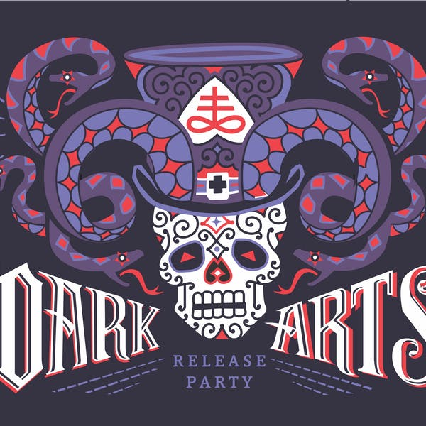 Dark Arts Release Party 2018
