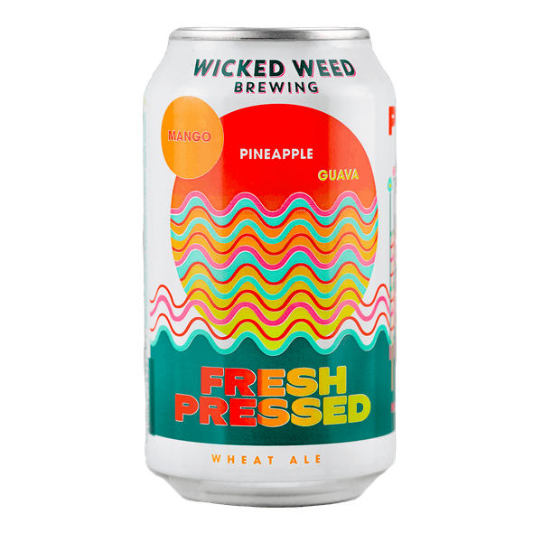 Image or graphic for Fresh Pressed with Mango, Pineapple and Guava
