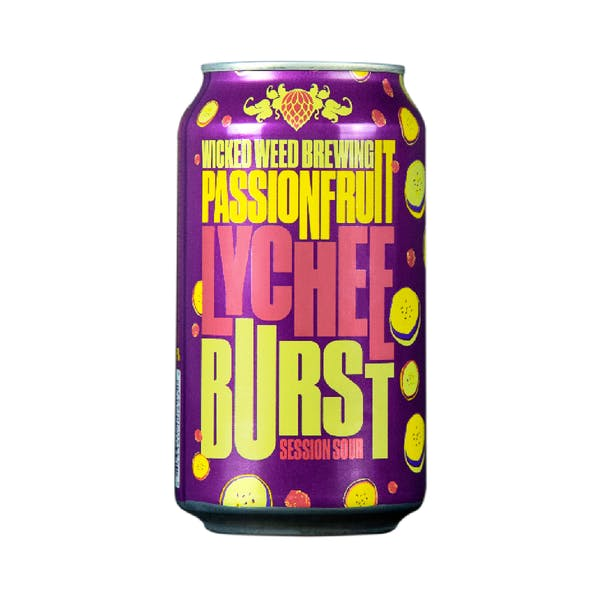 Image or graphic for Passionfruit Lychee Burst