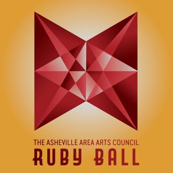 Asheville Area Arts Council 40th Anniversary Color Ball