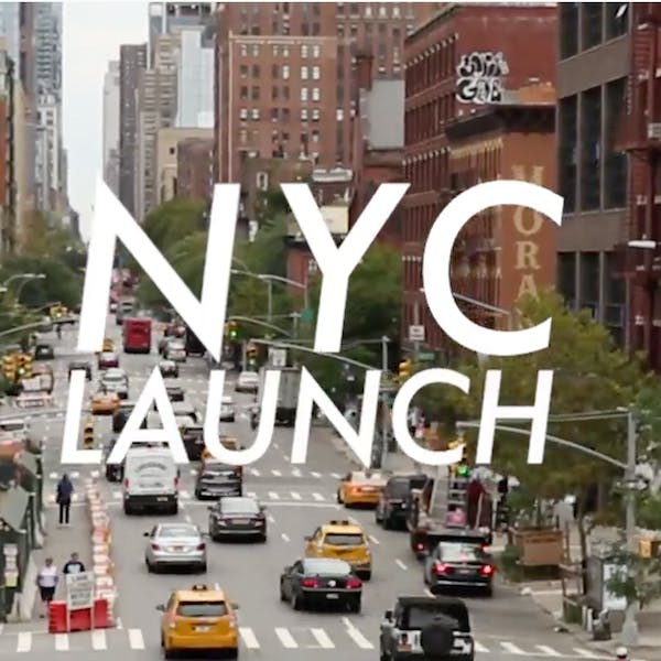 NYC Market Launch