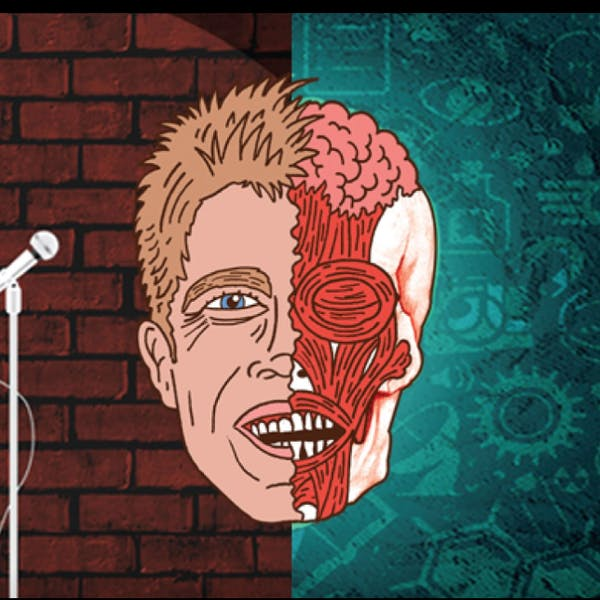 Shane Mauss: Stand up Science Comedy Show