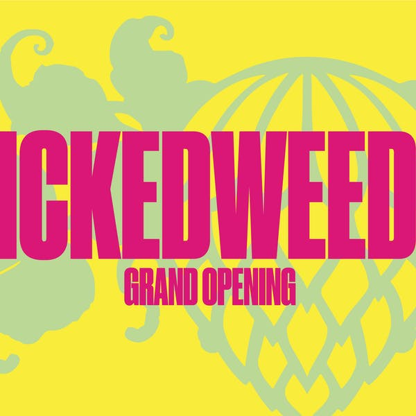 Wicked Weed West Grand Opening