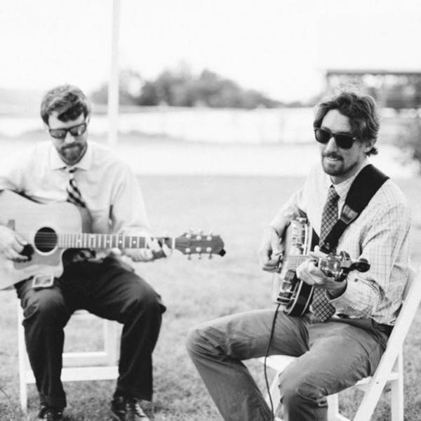 Pickin' in Place with the Saylor Brothers